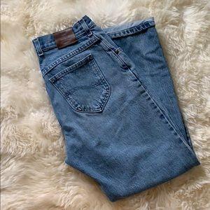 Lee Original Jeans High Waisted